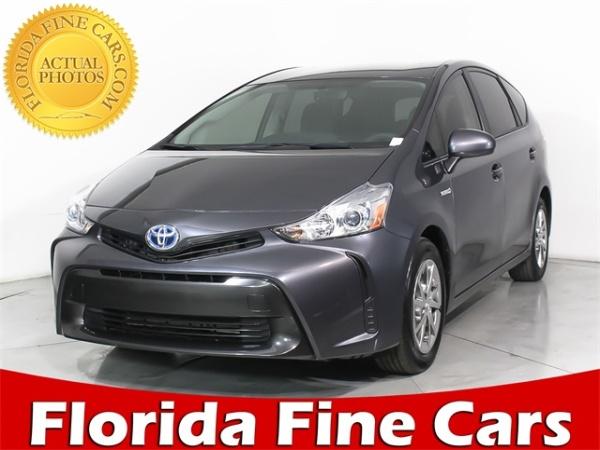 2017 Toyota Prius V In Miami Gardens Fl