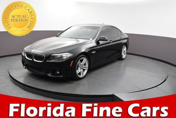 2016 BMW 5 Series in Miami Gardens, FL