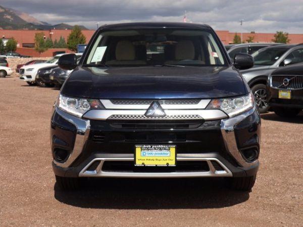 2020 Mitsubishi Outlander in Colorado Springs, CO