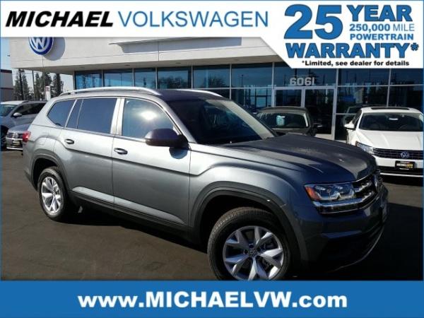 2019 Volkswagen Atlas in Fresno, CA