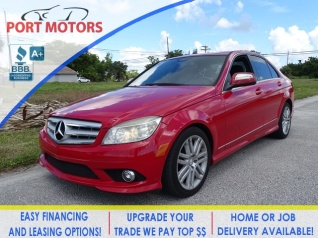 Used 2008 Mercedes Benz C Class C 300 Luxury Sedan RWD For Sale In