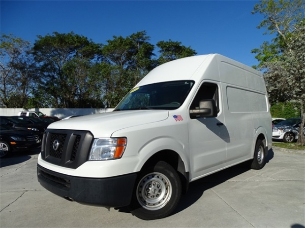 2016 Nissan NV in West Palm Beach, FL