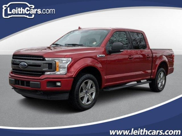 2018 Ford F-150 in Wendell, NC