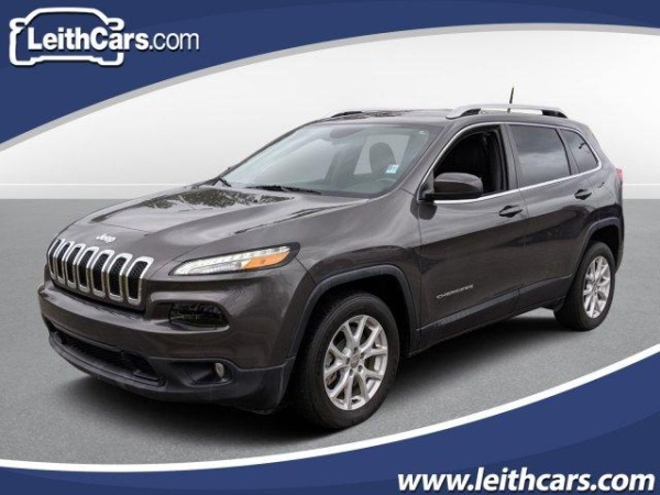 2018 Jeep Cherokee in Wendell, NC