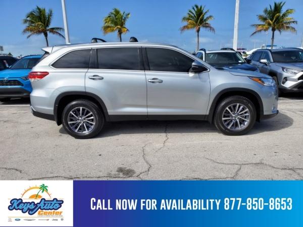 2019 Toyota Highlander in Key West, FL