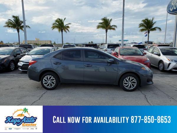 2017 Toyota Corolla in Key West, FL