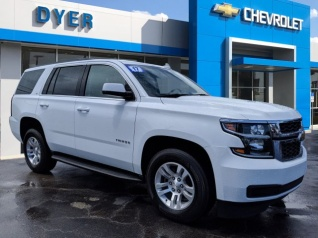 2017 Chevrolet Tahoe Lt Rwd For In Fort Pierce Fl
