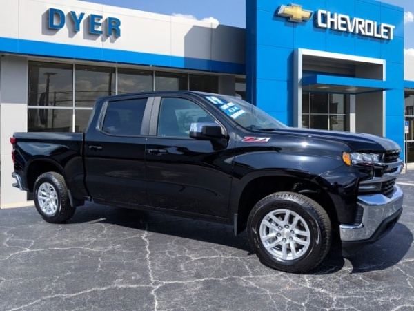 2019 Chevrolet Silverado 1500 LT