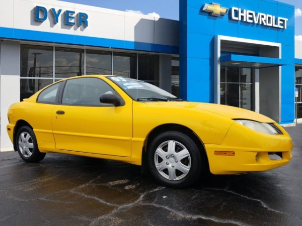 2003 Pontiac Sunfire 2dr Coupe For Sale In Fort Pierce Fl Truecar