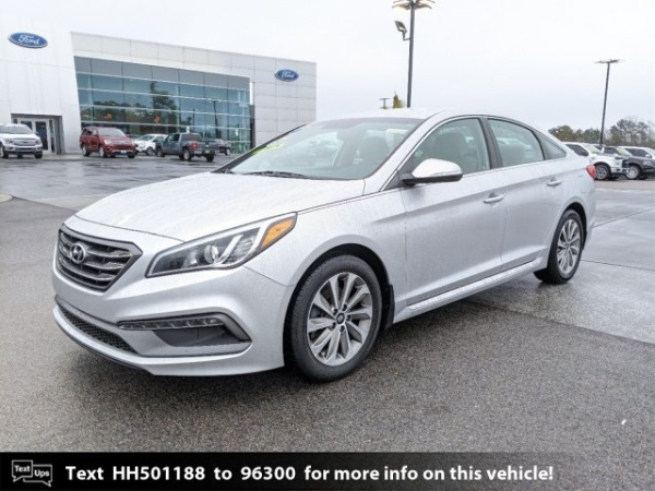 2017 Hyundai Sonata in Hattiesburg, MS