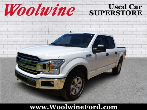2019 Ford F-150 in Collins, MS