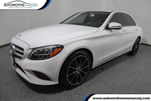 2019 Mercedes-Benz C-Class in Wall Township, NJ
