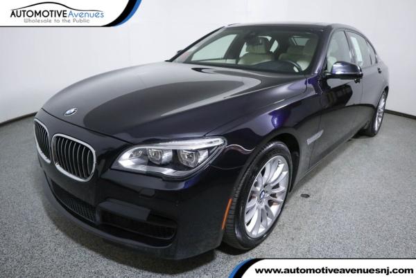2014 BMW 7 Series ActiveHybrid 7