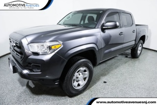 2016 Toyota Tacoma Sr Double Cab 5 Bed I4 Rwd Automatic For In Wall
