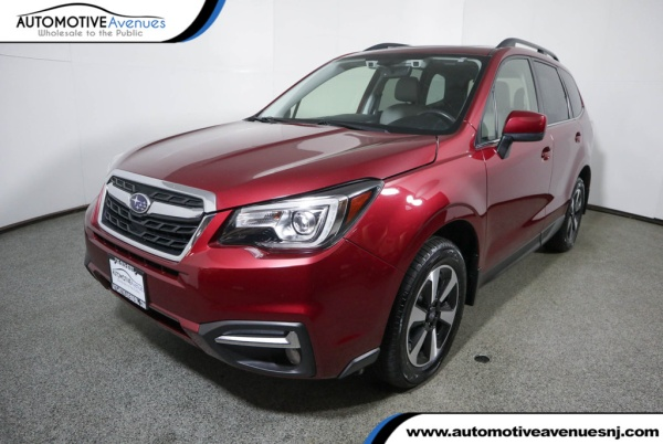 2017 Subaru Forester 2.5i Limited