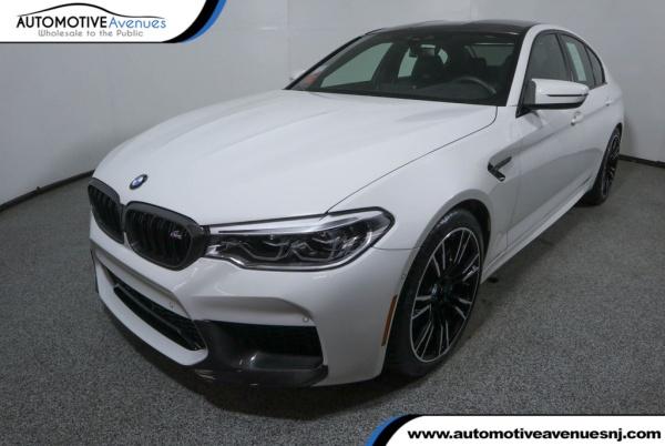 2019 BMW M5 M5