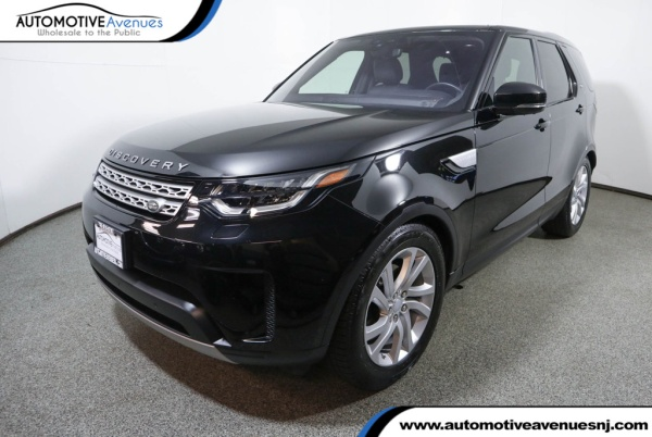 2018 Land Rover Discovery HSE Td6