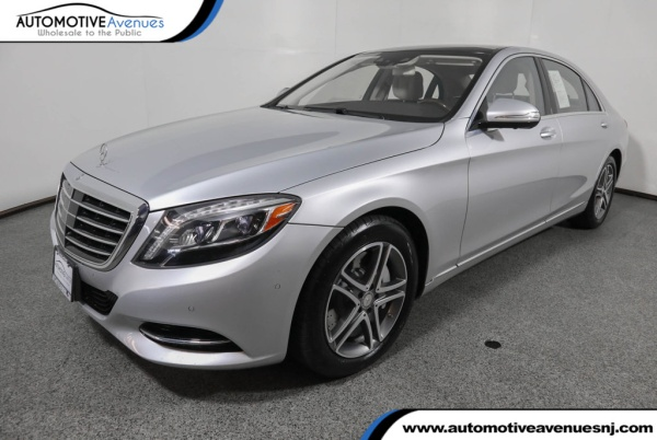 2016 Mercedes-Benz S-Class in Wall Township, NJ