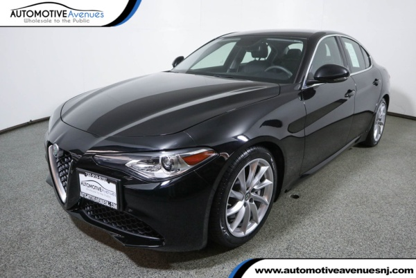2017 Alfa Romeo Giulia in Wall Township, NJ