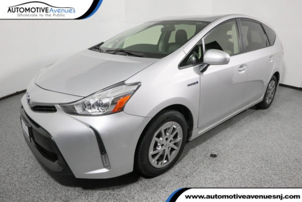 used toyota prius v for sale in newark nj u s news world report. Black Bedroom Furniture Sets. Home Design Ideas