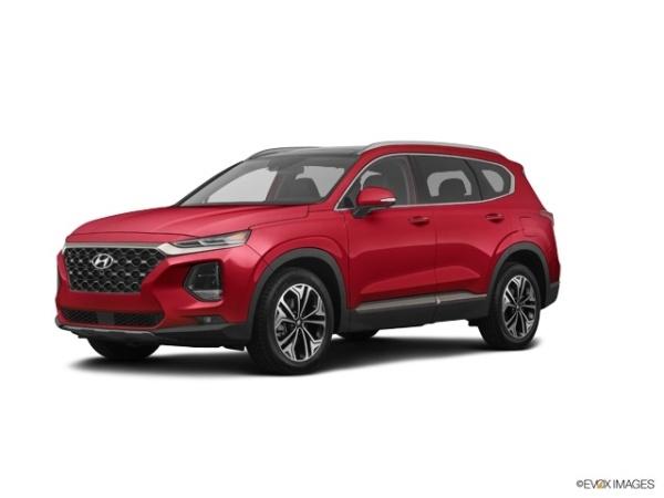 2020 Hyundai Santa Fe in Durham, NC