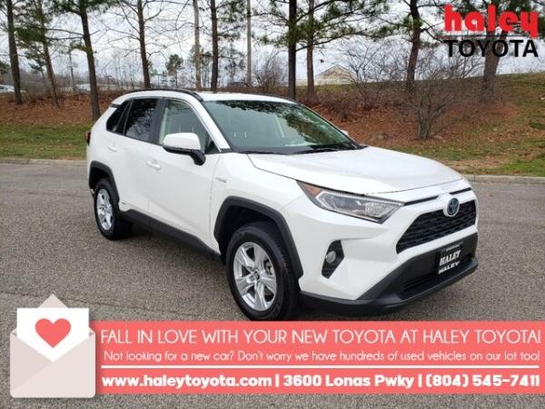 2019 Toyota RAV4 in Midlothian, VA