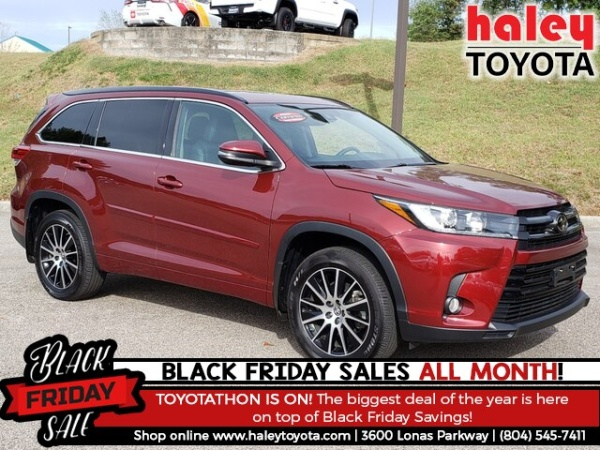 2018 Toyota Highlander in Midlothian, VA