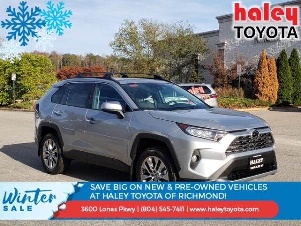2020 Toyota RAV4 in Midlothian, VA