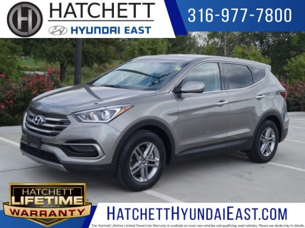 2017 Hyundai Santa Fe Sport in Wichita, KS