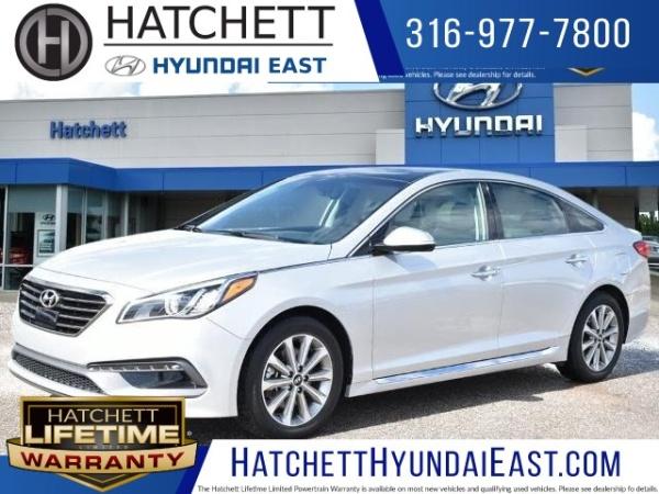 2016 Hyundai Sonata in Wichita, KS