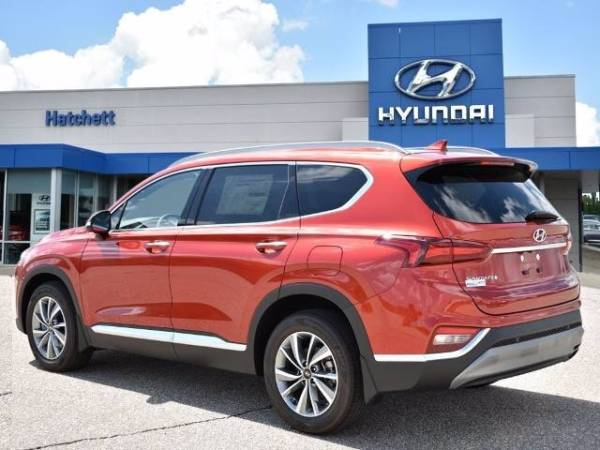 2020 Hyundai Santa Fe in Wichita, KS