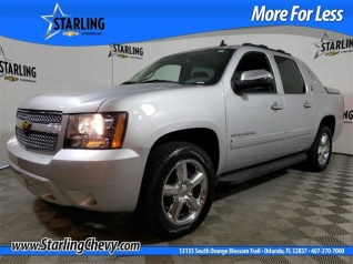 2017 Chevrolet Avalanche 1500 Ltz 4wd For In Orlando Fl