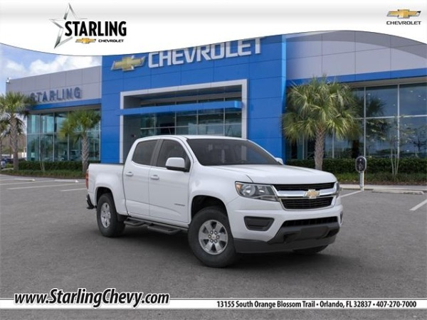 2020 Chevrolet Colorado in Orlando, FL