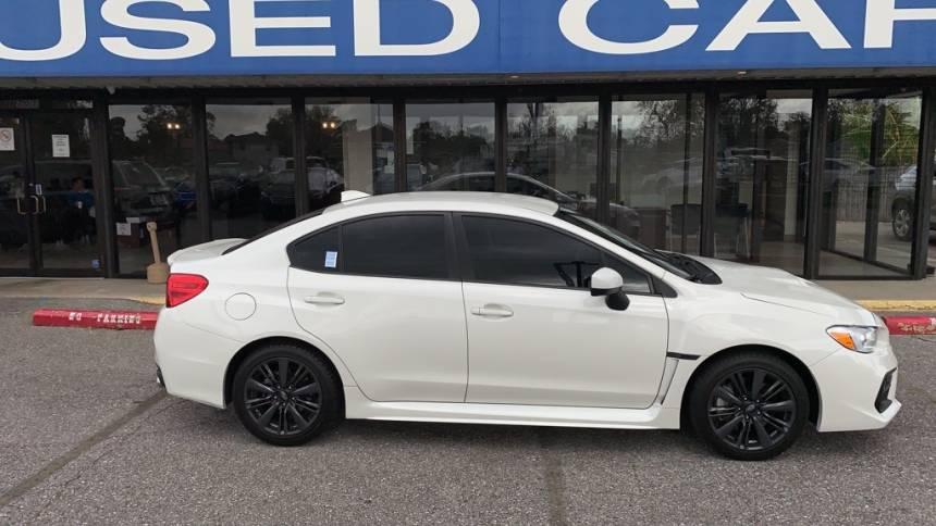 2020 Subaru WRX