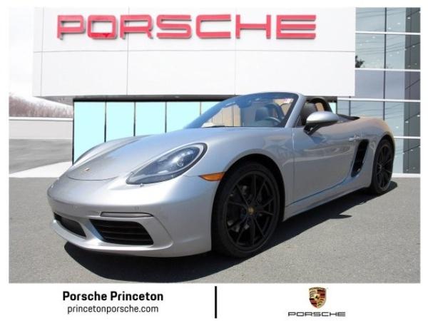 2018 Porsche 718 Boxster in Lawrenceville, NJ