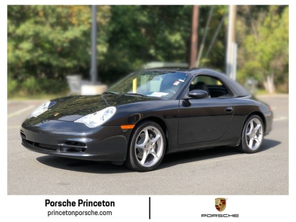 2003 Porsche 911 Carrera 4 Cabriolet Tiptronic For Sale In