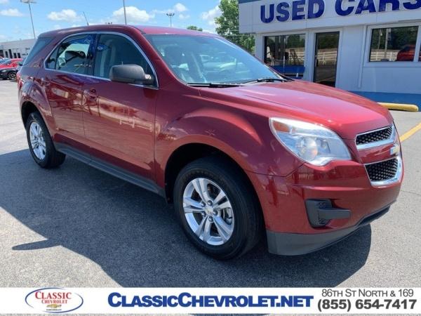 2010 Chevrolet Equinox in Owasso, OK