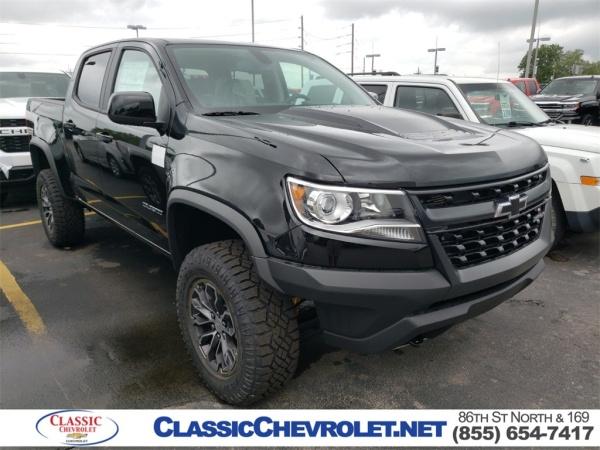 2020 Chevrolet Colorado in Owasso, OK
