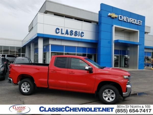 2019 Chevrolet Silverado 1500 in Owasso, OK