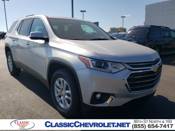2020 Chevrolet Traverse Lt Cloth With 1lt Fwd For Sale In