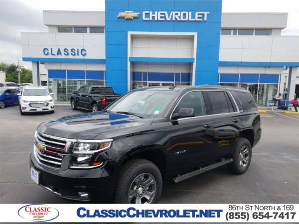 2019 Chevrolet Tahoe Lt 4wd For Sale In Owasso Ok Truecar