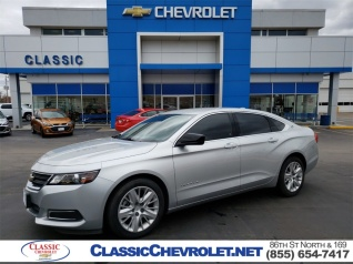2017 Chevrolet Impala Ls With 1ls For In Owo Ok