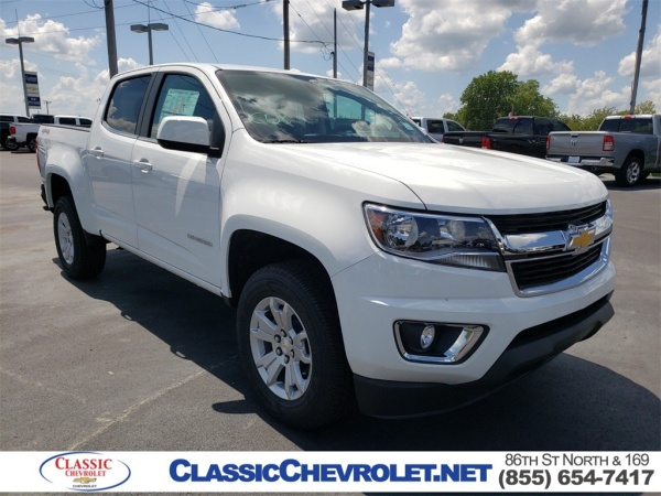 2019 Chevrolet Colorado in Owasso, OK