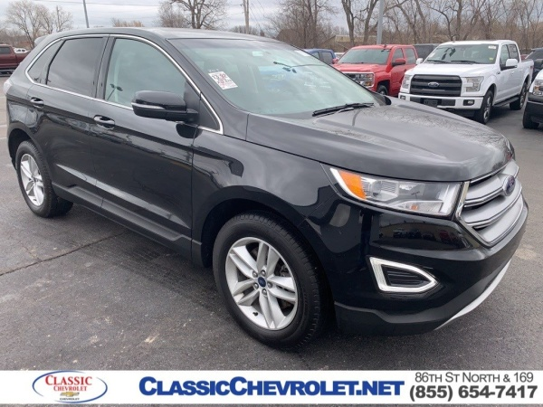 2016 Ford Edge in Owasso, OK