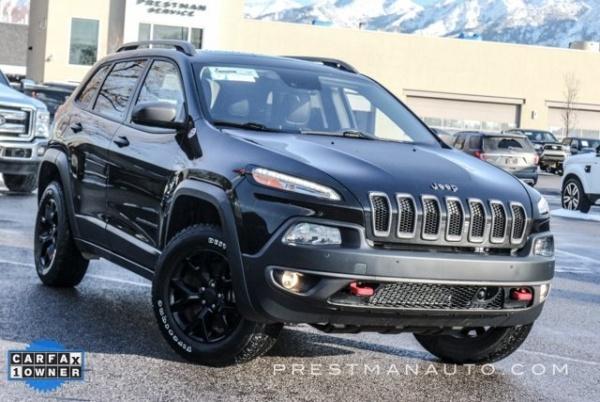 2016 Jeep Cherokee in Salt Lake City, UT