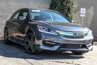 Used 2017 Honda Accord Sport Sedan CVT For Sale In Salt Lake City, UT