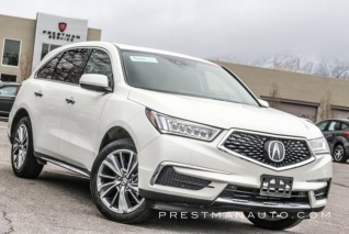2017 Acura Mdx Fwd With Technology Package For In Salt Lake City Ut