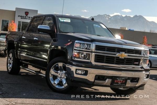 2014 Chevrolet Silverado 1500 in Salt Lake City, UT