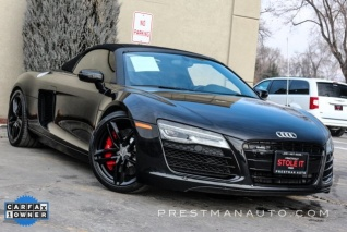 Used 2015 Audi R8 For Sale 17 Used 2015 R8 Listings Truecar