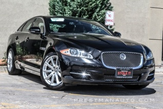 Used 2013 Jaguar XJ RWD For Sale In Salt Lake City, UT